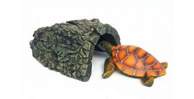 caseta refugio para tortugas