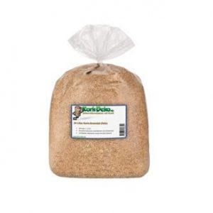 corcho granulado para terrarios