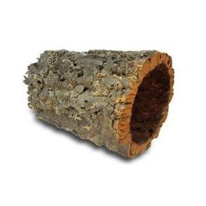 tubo de corcho para decorar terrario