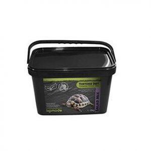 alimento mezcla ensalada para tortugas