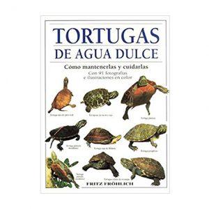 libro dedicado a tortugas
