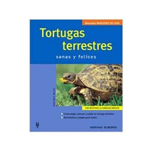 libro tortugas terrestres
