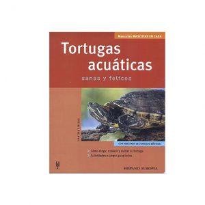 libro tortugas acuaticas